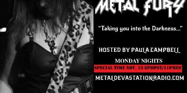 Metal Fury Show - Black Metal Monday