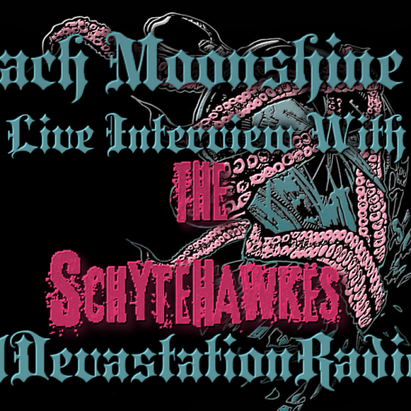 The Schytehawkes - Live Interview - The Zach Moonshine Show