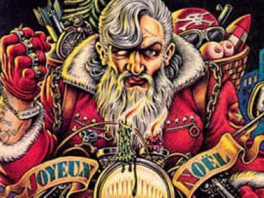 Thunderhead Metal christmas Show Today 5pm est