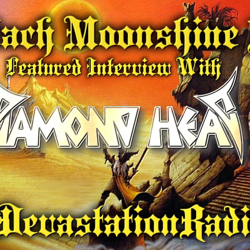 Diamond Head - Interview - The Zach Moonshine Show