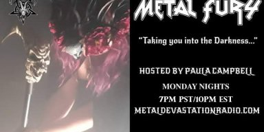 Metal Fury Show - Black Metal Holiday Special!