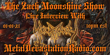 Hierarchy - Live Interview - The Zach Moonshine Show