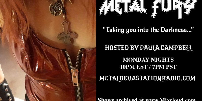 Metal Fury Show - New Year New Releases!