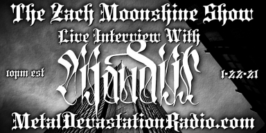 Maudiir - Live Interview - The Zach Moonshine Show