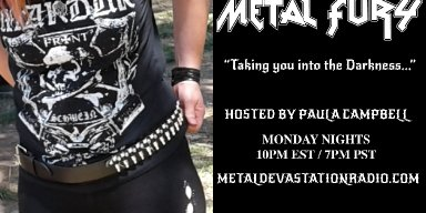 Metal Fury Show - Feb New Releases!