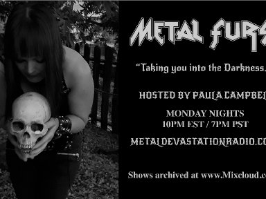 Metal Fury Show - Wolf Moon Special