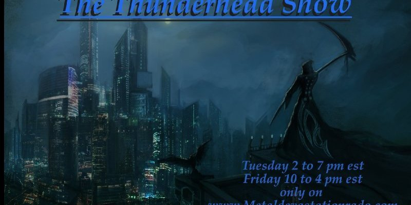 Thunderhead Two for Tuesday Double shots of Thrash Today 2pm est