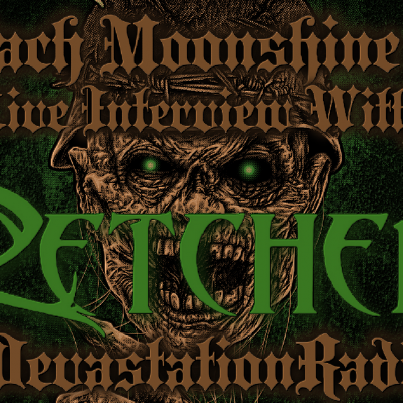 Retched - Live Interview - The Zach Moonshine Show