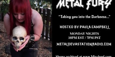 Metal Fury Show - Welcome Spring Equinox