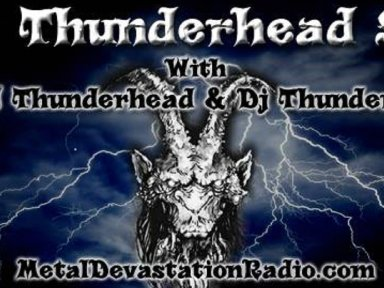 Thunderhead Show 2 for tuesday featuring Doubleshots  2pm est today!!