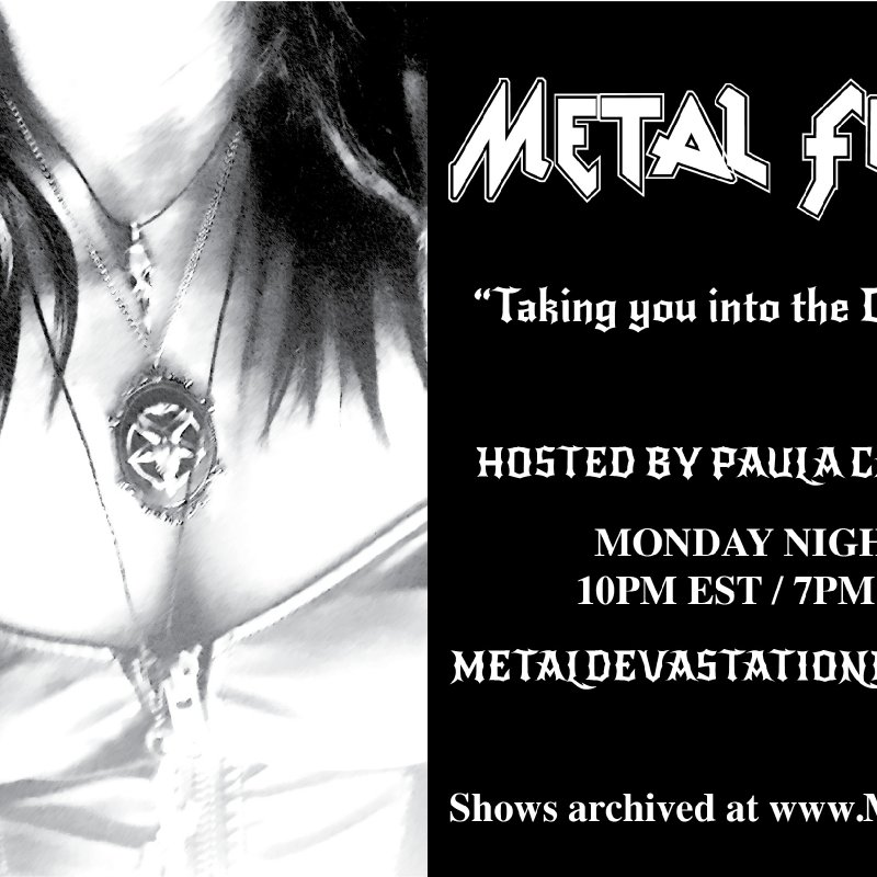 Metal Fury Show - Hail Black Metal!