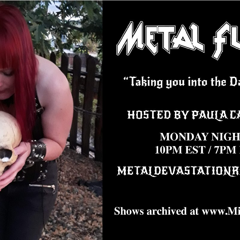 Metal Fury Show - Black Metal Earth