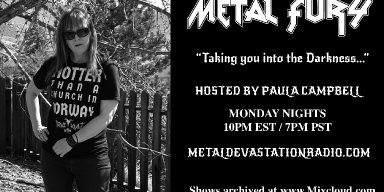 Metal Fury Show - May Black Metal New Releases!