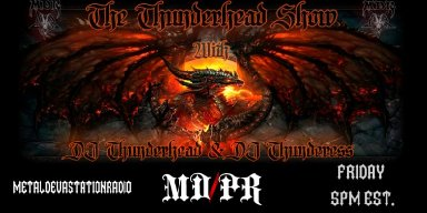 The Thunderhead Show MDPR Friday Night house party