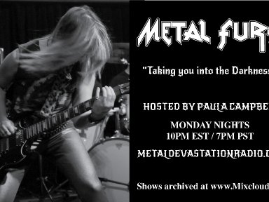 Metal Fury Show - Black Metal Around The World