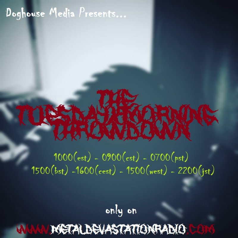 Doghouse Media Presents: The Tuesday Morning Throwdown