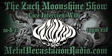 Ocultum - Live Interview - The Zach Moonshine Show