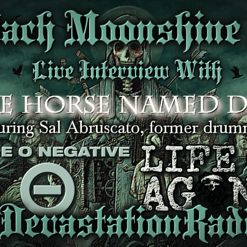 A Pale Horse Named Death - Live Interview - The Zach Moonshine Show