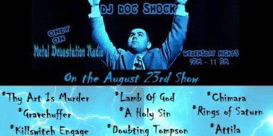 Shock Therapy! W/ DJDOCSHOCK