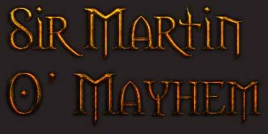 Sir Martin's Mayhem