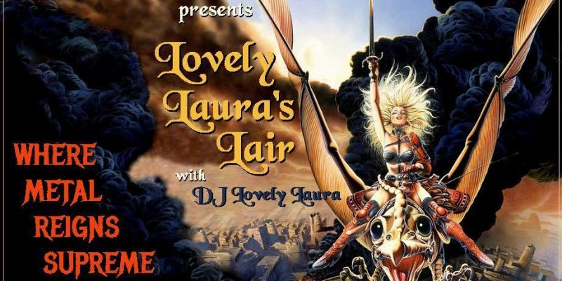 Lovely Laura's Lair On Metal Devastation Radio!