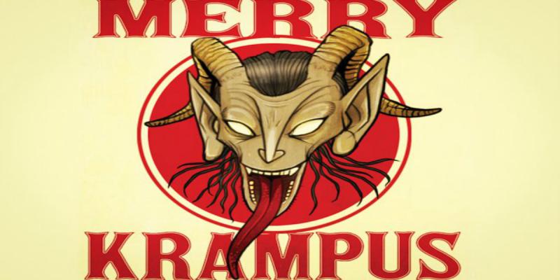 Merry Krampus Show Featuring Zach Moonshine on MDR!