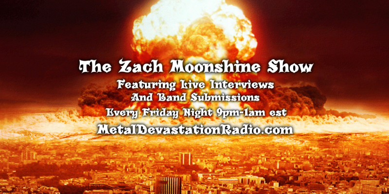 The Zach Moonshine Show Is Live And Taking Requests Now!!!!!!!