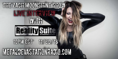 Reality Suite - Live Interview - The Zach Moonshine Show