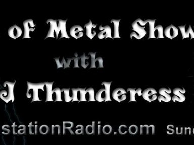 Angels Of Metal show returns 1pm est Today Until 4pm est