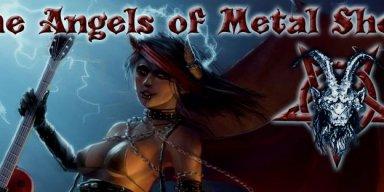 Angels of metal show Today 1pm est - 4pm est