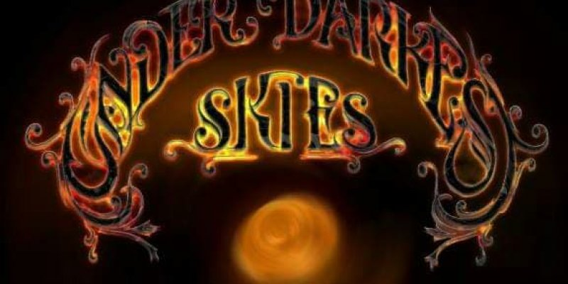 Exclusive Interview With Steve Fedder From Band Under darkest Skies Today 4pm est