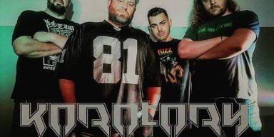 Exclusive Interview with Darren  from Band Korotory  on The Thunderhead show