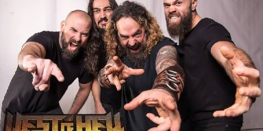 Exclusive Interview With Lorde Heathen from West of Hell On The Thunderhead show