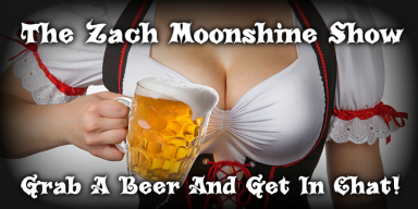 The Zach Moonshine Show - Live On MDR!