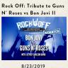 Jeff Carlson Band Live at The House Of Blues/Bon-Jovi/G&R Rock Off!