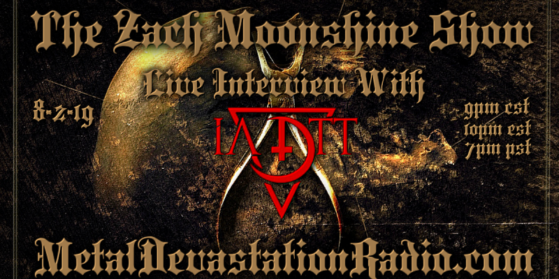 IATT (I Am The Trireme) - Live Interview - The Zach Moonshine Show