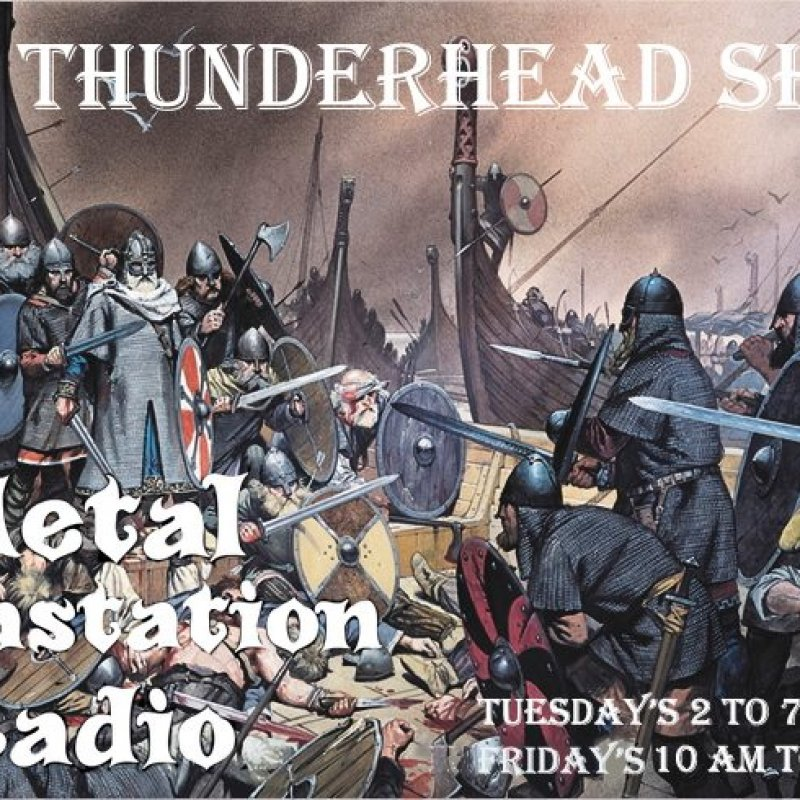 Thunderhead show Featuring Doubleshots Its 2 for tuesday 2pm est - 7pm est