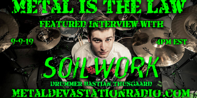 Soilwork - Featured Interview - Metal Is The law