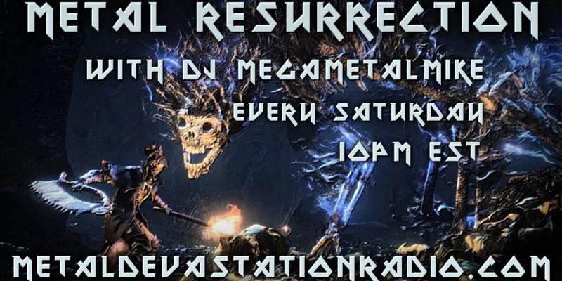 Hazzerd - Live Interview - Metal Resurrection