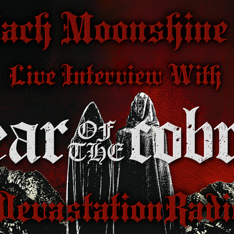 Year Of The Cobra - Live Interview - The Zach Moonshine Show
