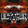 Testament - Live Interview - The Zach Moonshine Show