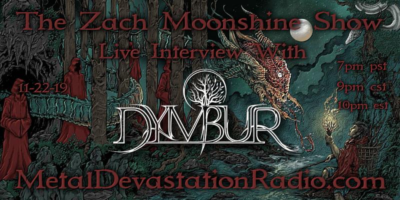 Dymbur - Live Interview - The Zach Moonshine Show