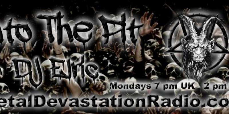 Into The Pit with DJ Elric Female Fronted & All Female Metal Special show 205