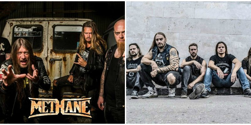 Interviews with Archaic and Methane On The Thunderhead Show