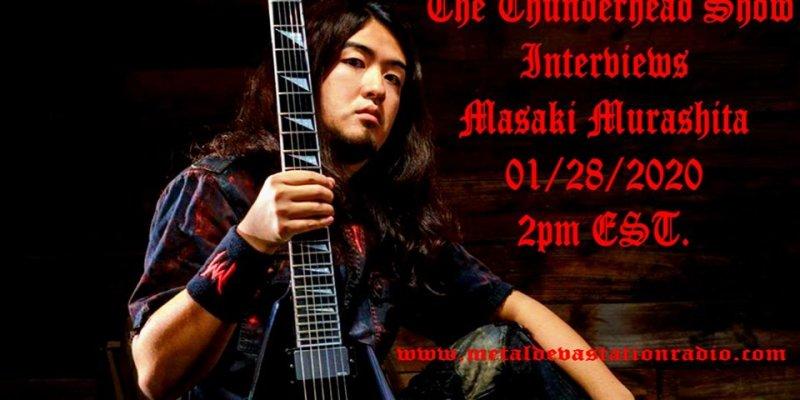 Exclusive Interview With Masaki Murashita Jan 28th, 2020