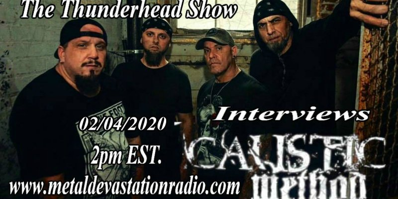 Caustic Method Exclusive Interview On The Thunderhead Show