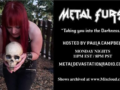 Metal Fury Show - Black Metal Spring!