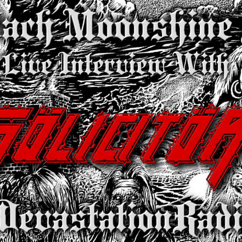 Solicitor - Live Interview - The Zach Moonshine Show