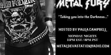 Metal Fury Show - Black Metal Live!