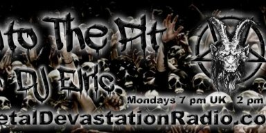 Into The Pit with DJ Elric ALL Female Death Metal Special show 220